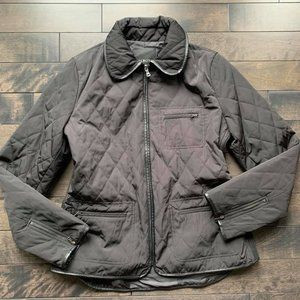 Talbots Quilted Fall Jacket